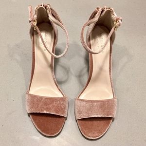 a9346b87f375 Cole Haan Shoes - Cole Haan Clara Velvet Glitter Grand Sandal